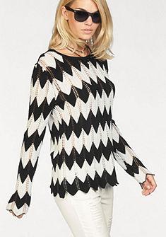 Laura Scott azsúr pulóver