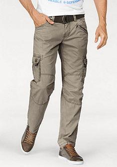 TIMEZONE Cargo kalhoty a pásek »BENITO«
