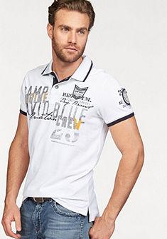 CAMP DAVID Polo tričko