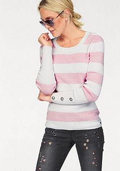 Arizona Csíkos pulóver