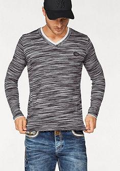 Cipo & Baxx réteges hosszú ujjú póló