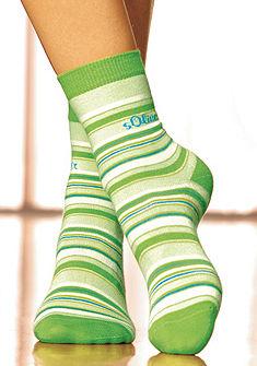 Csíkos zokni, s.Oliver