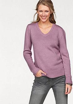 Cheer V kivágású pulóver