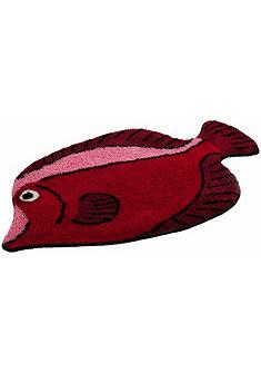 Fürdőszobaszőnyeg, my home, »Fisch«, magasság 15 mm, csúszásgátló hátoldal