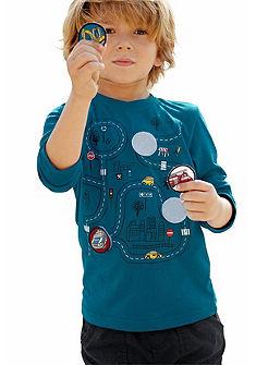 KIDSWORLD Tričko s dlouhými rukávy (4 ks)