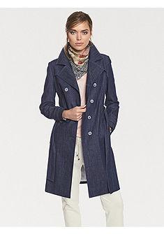 RICK CARDONA by HeineRiflový kabát s opaskom