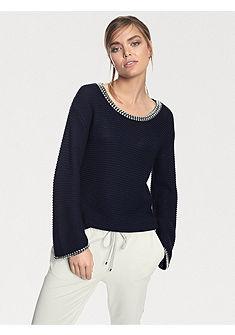 RICK CARDONA by heine Ležérní pulovr s nýty