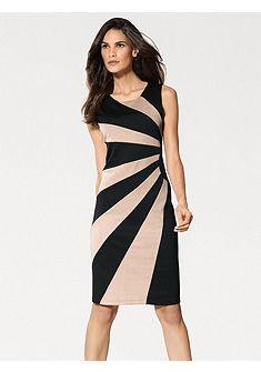 ASHLEY BROOKE by heine egyenes szabású dzsörzé ruha