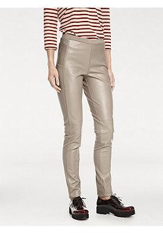ASHLEY BROOKE by Heine Formujúce koženkové nohavice s elastickou vsadkou