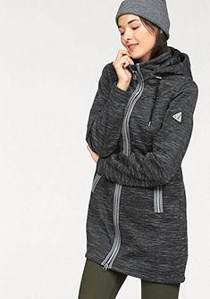 Maria Höfl-Riesch kötött polár kabát