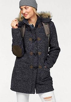 Jack Wolfskin Pletený kabát »MILTON COAT«