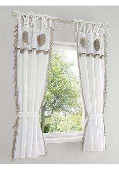 heine home Dekorační textilie, 2-díl.
