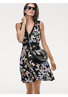 ASHLEY BROOKE by heine Vzorkované šaty s motýlikmi