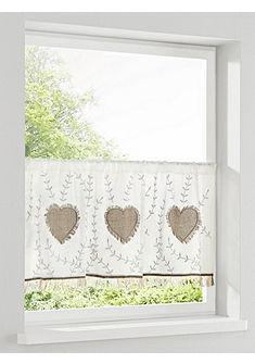 heine home vitrázs függöny