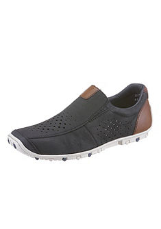 Rieker slip on cipő »Patros/Amb«