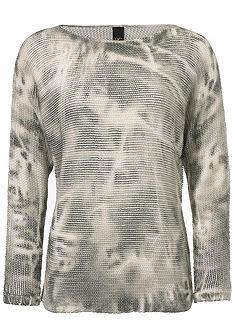 B.C. BEST CONNECTIONS by heine Ležérní vzorkovaný pulovr