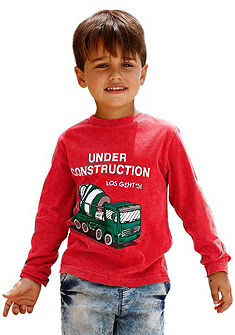 KIDSWORLD Tričko s dlouhými rukávy