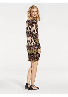 B.C. BEST CONNECTIONS by heine Pletené šaty, mix vzorů