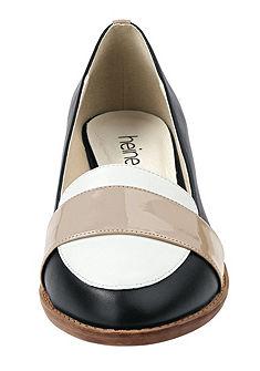 Heine slip on cipő