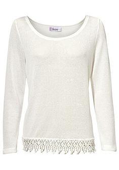 Finom kötésű pulóver