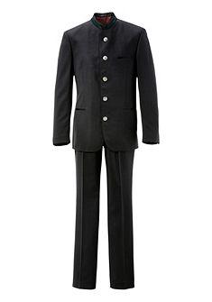Murk Krojový kostým so stojatým golierom