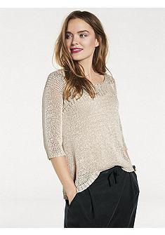 RICK CARDONA by heine Pletený pulovr s 3/4 rukávy