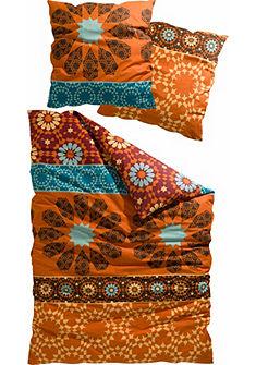Posteľná bielizeň, CASATEX, »Marrakesch« s abstraktnými kvetmi