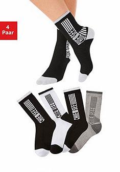 Chiemsee Športové ponožky (4 páry)