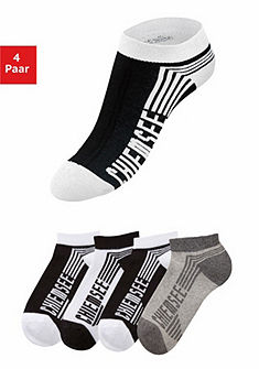 Chiemsee Športové krátke ponožky (4 páry)
