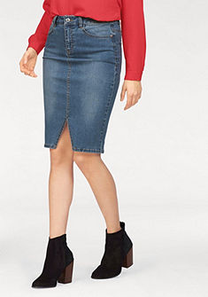 Vero Moda Riflová sukňa »SUSANNA«