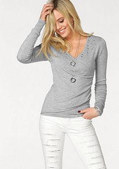 Melrose áthajtós pulóver