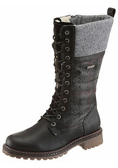 Tamaris Zimní vysoká obuv