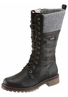 Tamaris Zimná vysoká obuv