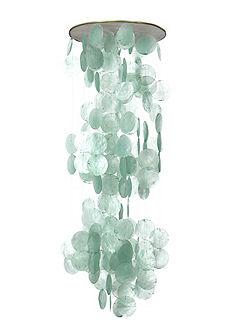 Dekorácia z perleťových mušlí