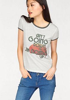 khujo Vzorkované tričko »Molly Sun«
