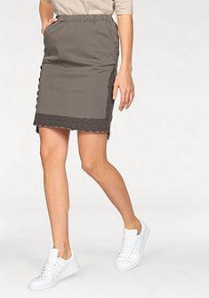 Cream Krátka sukňa »LIS«