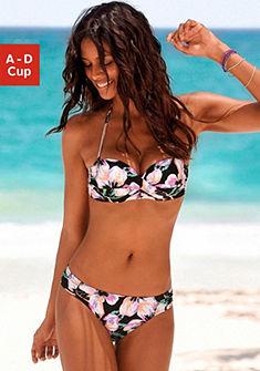 Merevítős bandeau bikini, s.Oliver RED LABEL Beachwear