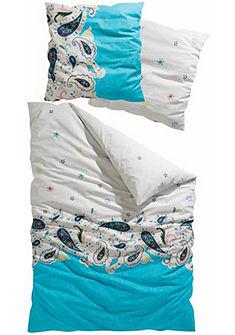 Posteľná bielizeň, My Home Selection »Klara« s kašmírovým vzorom