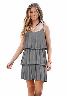 Arizona Volánikové šaty
