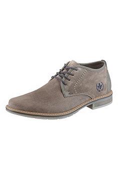 Rieker Šnurovacie topánky »Samtcalf/Paduna«