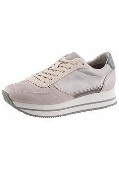 Tamaris Šnurovacia obuv na platforme