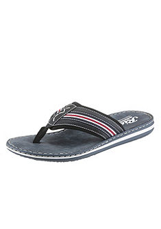 Rieker Prstové Pantofle »Derby/Scub«