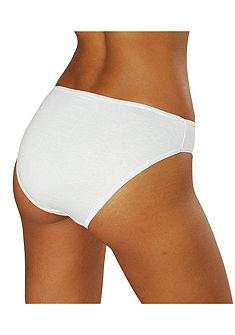 Bikinové kalhotky 10ks