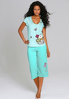 Capri pyžamo, Snoopy