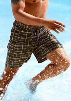 Dlouhé šortkové plavky