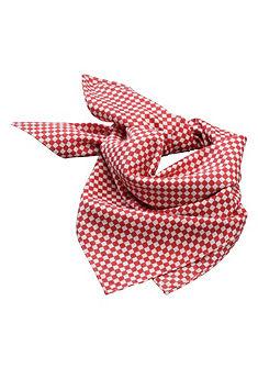 Kostkovaná šátek