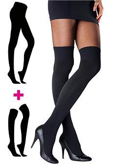 Pančuchové nohavice a nadkolienky, LASCANA