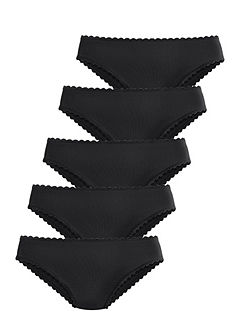 Nohavičky 5ks - mikrovlákno