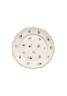 Veľký tanier, Villeroy & Boch »malé kytičky« (2 ks)
