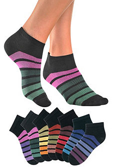 Kotníčkové ponožky 7párů